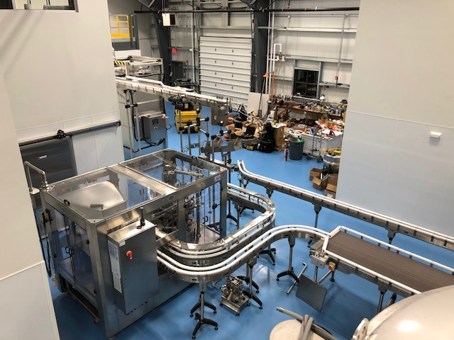 Canning line 2017