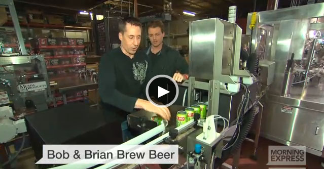 Red Brick Brewing video