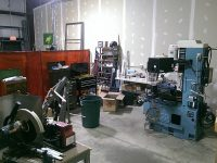 Machine shop milling
